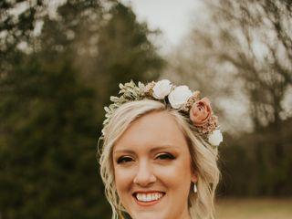 Megan Pirrocco Bridal Hair 5