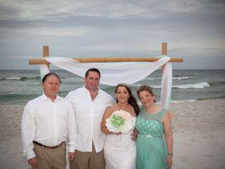 Beach Beginnings Weddings 1