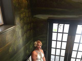 Bride & Gown 2