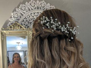 Casa Salon Bridal Hair and Airbrush Makeup 3