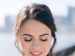 Alexa Gould Make-Up 1