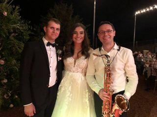 Andrii Liesnyi, Saxophonist & DJ 5