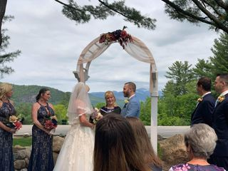Jane Rokes, NH JP/Wedding Officiant 5