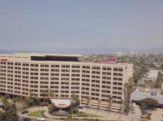 Marina Del Rey Marriott 1