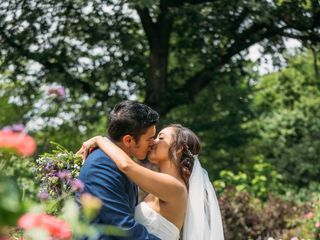 A Central Park Wedding 6