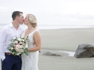 A Charleston Beach Wedding 2