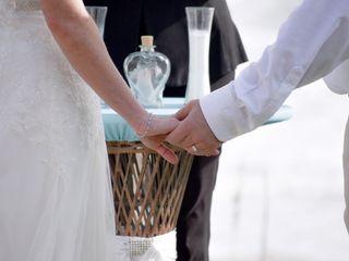 Love is a Beach Wedding 7
