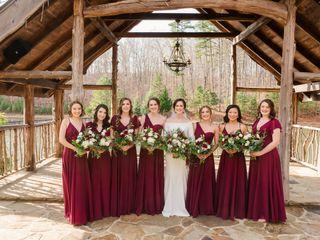 A Perfect Wedding Floral Design 2