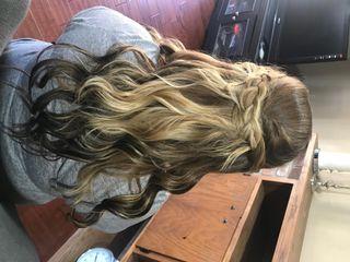 Bridal Hair by Kelsey 1