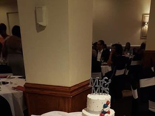Cakes by Mindy at Receptions 1