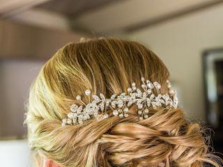 Bridal Hair by Brittany Reynolds 2