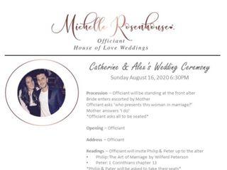 House of Love Weddings 1