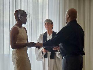 A Beautiful Ceremony by Rev. Christine 2