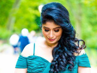 Divine Beauty by Vaishali 4