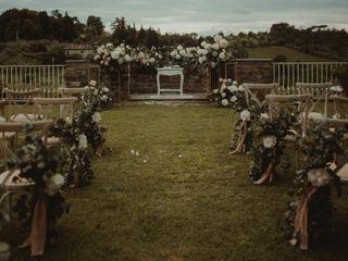 Al fresco Wedding 3