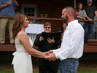 Rev. Tammy Calder, Wedding Officiant 1