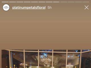 Platinum Petals 1