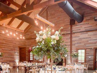 Morgan Creek Barn by Walters Wedding Estates 2
