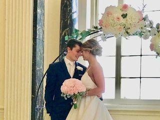 AWS Floral Design & A Wedding In Silk 1