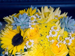 Rhinestones and Roses Floral Design 1