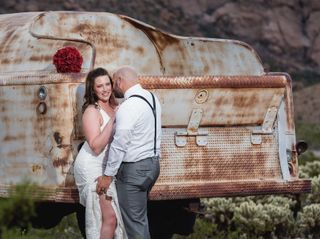 Las Vegas Luv Bug Weddings 6