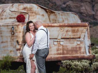 Las Vegas Luv Bug Weddings 6