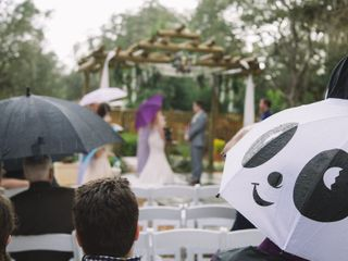 Harmony Gardens Tropical Wedding Garden 3