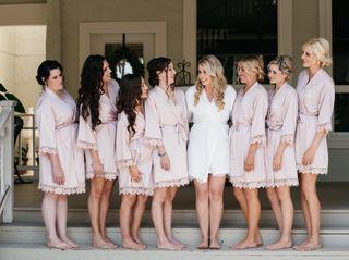 Jamie Lyn Cintron Salon Spa Wedding 4