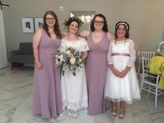 Wedding Hair by Mollie Monthie Radden 4