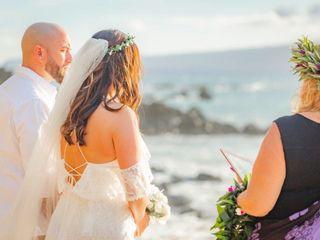 Aloha Maui Dream Weddings 1