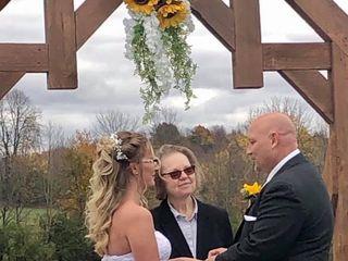 Joann McGregor Wedding Officiant 1