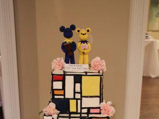 Perfect Wedding Cake 1