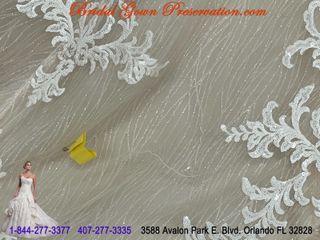 Bridal Gown Preservation 3