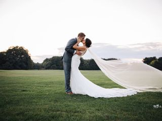 Mid-Michigan Wedding Video 1