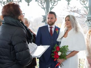 Susan Turchin - Officiant/Celebrant NYC - Creative Wedding Ceremonies 2