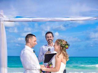 Riviera Maya Wedding Minister 6