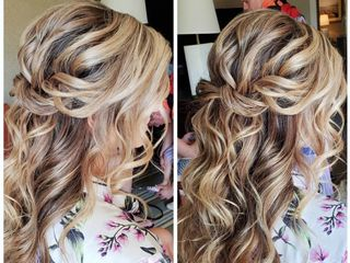 Beauty By Kateryna Bridal Team 3