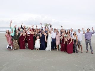 A Charleston Beach Wedding 7