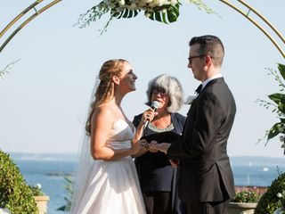 Alice Soloway, Uncommon Wedding Officiant and Celebrant 4