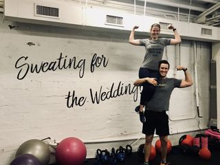Bells and Barbells Wedding Fitness 2