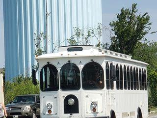 OBX Wedding Trolley 2