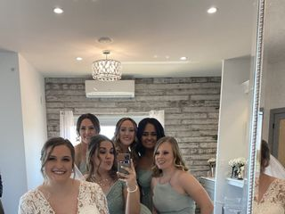 Alyssa & Carina Glam Squad 1