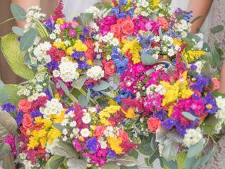 Hillside Flower Girls 6