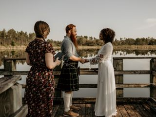 The Ginger Officiant 1