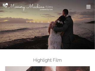 Memory Machine Films 1