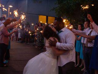 Wedding Day Sparklers 5
