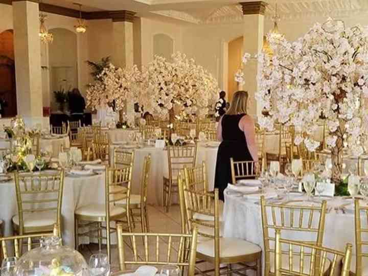 Astounding Satin Chair Lighting Decor Naperville Il Weddingwire Gmtry Best Dining Table And Chair Ideas Images Gmtryco