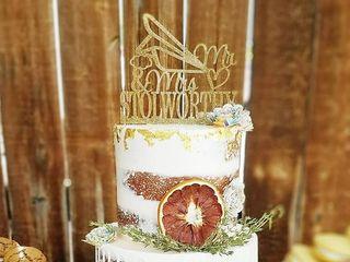 Grapefruit & Thyme Cake Design 4