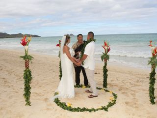 Sweet Hawaii Wedding 5