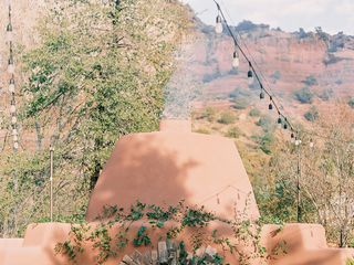Sedona Mountain High Flowers 3